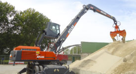 ATLAS 350MH Tier 4 Final pour DEVAMIX-BSV