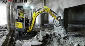 WACKER NEUSON EXPOSE SES INNOVATIONS ZERO EMISSION