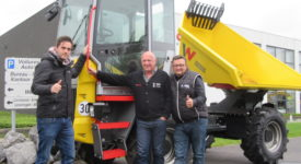 TORFS MACHINERY SE LANCE DANS LA LOCATION EN WALLONIE