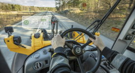 High-speed driveline pour les chargeuses VOLVO L45H & L50H
